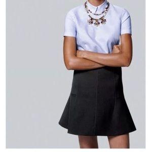 Jcrew A-line skirt